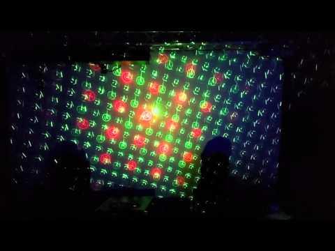 Заливочный лазер 7 stars RG (V2)
