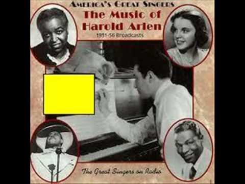 Harold Arlen - That Old Black Magic