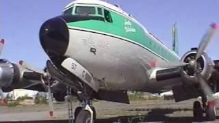 Buffalo Air C-54A Skymaster