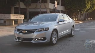 2014 Chevy Impala Review - Kelley Blue Book