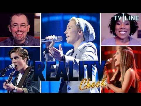 American Idol 2014 Week 6 - Rush Week, Top 13 Announcement - Reality Check