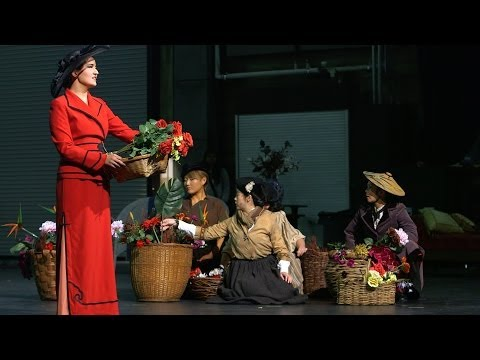Stanford's Asian American Theater Project presents My Fair Lady