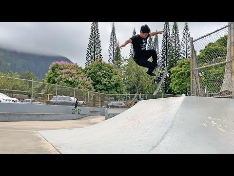 540 POP SHUVIT 5-0 SHUV OUT - Revisiting My Hometown Skatepark