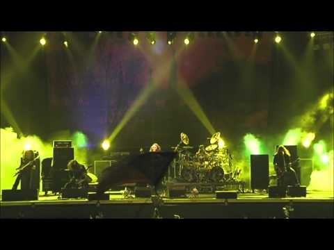 Moonspell - Alma Mater (Live @ Masters Of Rock, 2011)