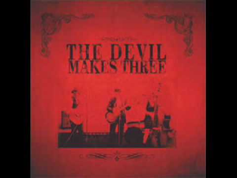 Devil Makes Three  - Graveyard W lyrics video