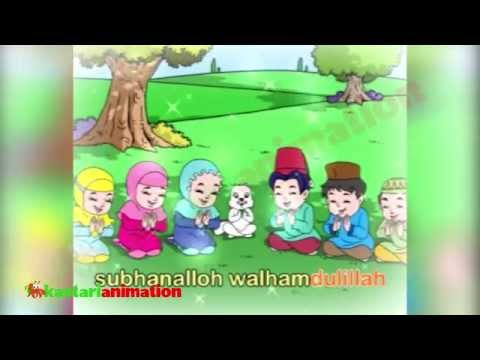 Lagu Anak Indonesia - Rukun Islam (versi Diva) - Kastari Animation Official video