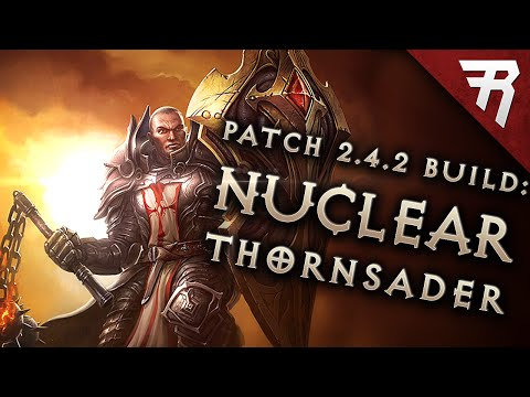 Crusader thorns build patch 24