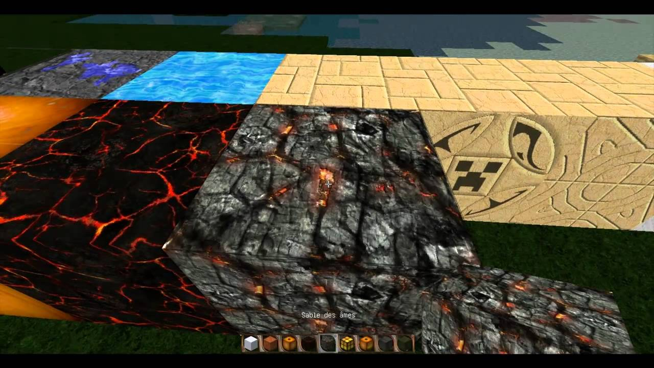 texture pack minecraft affinity 1 4 6 1 4 7 youtube