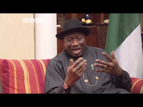 Talk Africa: Live interview with President Jonathan Goodluck