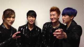 Super Junior-M_Donghae & Zhoumi's Message