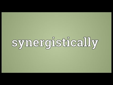 Header of synergistically