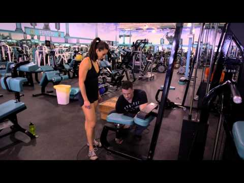 Back Exercises: Pull-Ups & Pull-Downs Image 1