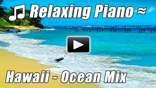 PIANO SOLO Instrumental Relaxing Music Happy Inspiring Songs Relax Classic Background Ocean video