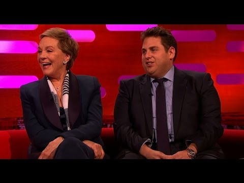 Jonah Hill Performs His Morgan Freeman Song - The Graham Norton Show: Episode 8 - Bbc One video