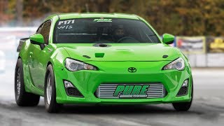 2JZ swapped Toyota 86 - and it FLIES