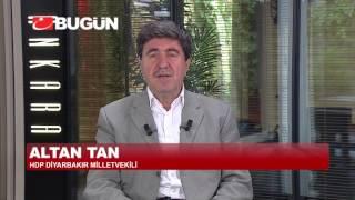HDP'Lİ ALTAN TAN: DOĞRU KARARLARIN ALINMASINA HASRET KALMIŞTIK