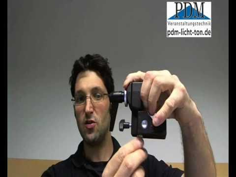Manfrotto Superclamp 035.wmv