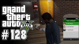 Grand Theft Auto V Walkthrough Part 128 - (Killing Trevor, Killing Michael, or..)