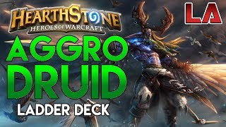 Tier 1 Token Druid - Best Ladder Deck in Hearthstone Season 42 - Road to Rank 1 Legend