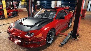 Reparo El Mitsubishi GTO Que Compre En El Desguace | CMS18