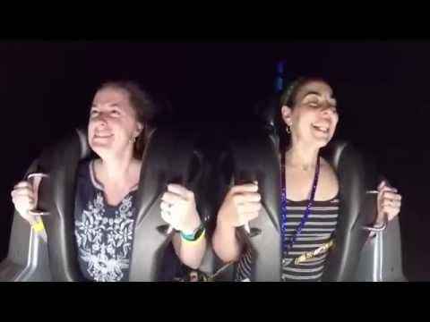 Rock 'n' Roller Coaster Ride Mount