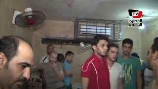 تكييفات هواء داخل غرف الحجز بأقسام الشرطة
