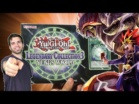 YuGiOh Legendary Collection 3 Yugi's World. Search for EXODIA!!   UPDATE Video