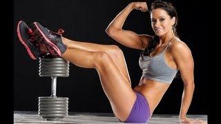 Фитнес уроки для начинающих девушек. Программа тренировок в зале
