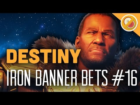 Destiny Iron Banner Bets #16 - The Dream Team (Rise of Iron) Funny Gaming Moments