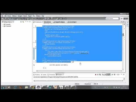 Domotica en una aplicacion en Java