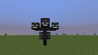 Minecraft 1.8 How To Spawn The Wither