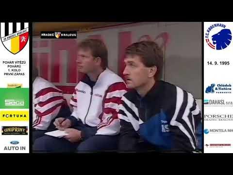 RETRO: SK Hradec Králové – FC Kodaň 5:0