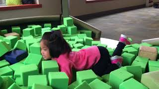 Free Play At Tacoma Childrens Museum,