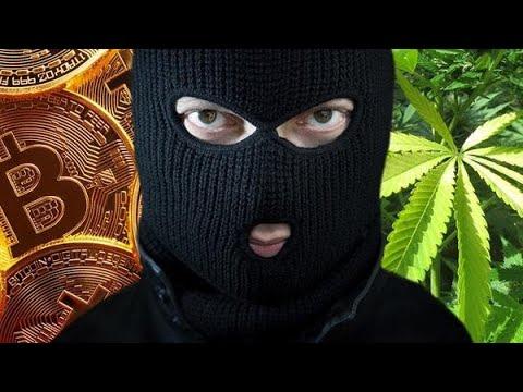 Criminelen: geen wiet, maar bitcoins