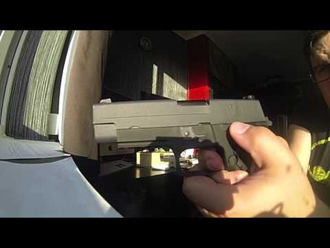 Slow Motion P226 (240fps)
