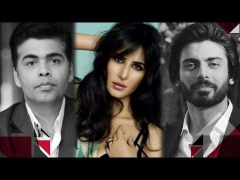 Katrina Kaif To Romance Fawad Khan In Karan Johar's Next | Bollywood News