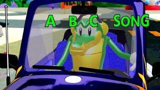 La Cancion del ABC | ABC Song | Alphabet Song | Bob , El Tren - Alfabeto Aventura