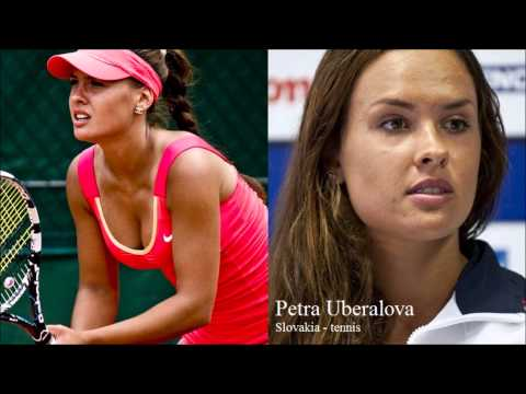 Most beautiful SPORTSWOMEN in the world