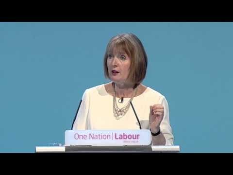 Harriet Harman's speech to Labour Party Annual Conference 2013