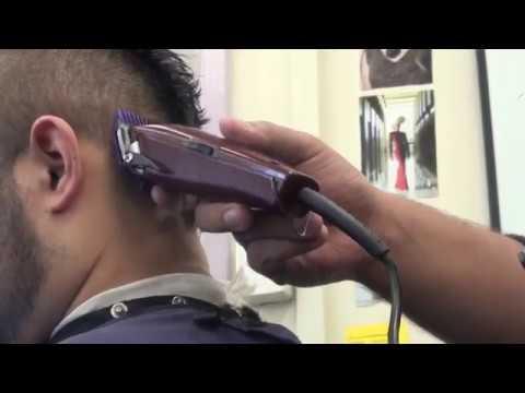 Clipper HAIRCUT; beard trim; edge-up; straight razor