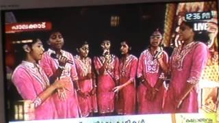 Deshabhakthi gaanam, Anglo Indian High School, Kozhikode, Palakkad Kalolsavam 2014,TV