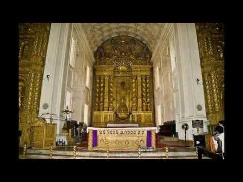 Basilica of Bom Jesus is located in Goa, India