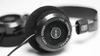 Grado SR80i Open Back Audiophile Headphones