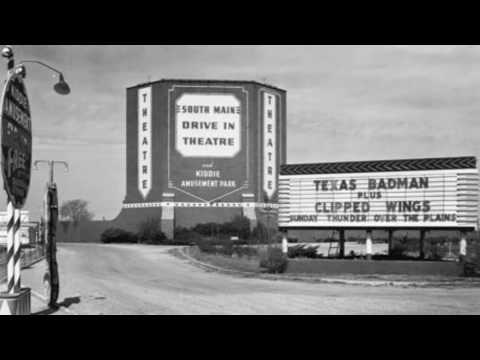 South Main Drive-In Theater Houston Memory