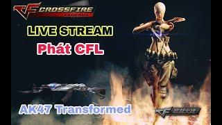 [Livestream]Crossfire: Legends/Leo Rank Với Mình Nào Anh Em/Phát CFL