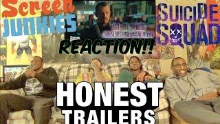 Honest Trailers: Suicide Squad Marvel Fanboy Reaction!