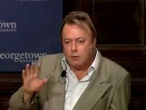 Faith-based morality gets Hitchslapped. (Christopher Hitchens)