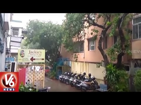 Weather Update:  Sudden Rains Lashes Telangana State, Rains To Hit Next 2,3 Days | V6 News
