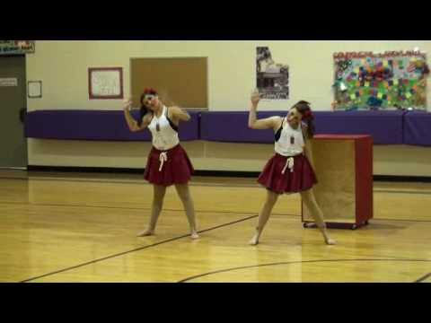 Linsdey Bowen and Erin Schwarz Duet - Competition 2010 Video
