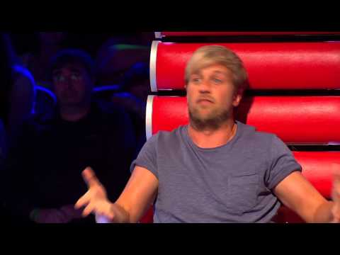 The Voice of Ireland Series 3 Ep 6 - Peter Whitford Blind Audition